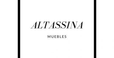Altassina muebles