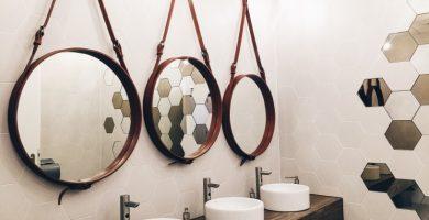 Tienda de espejos