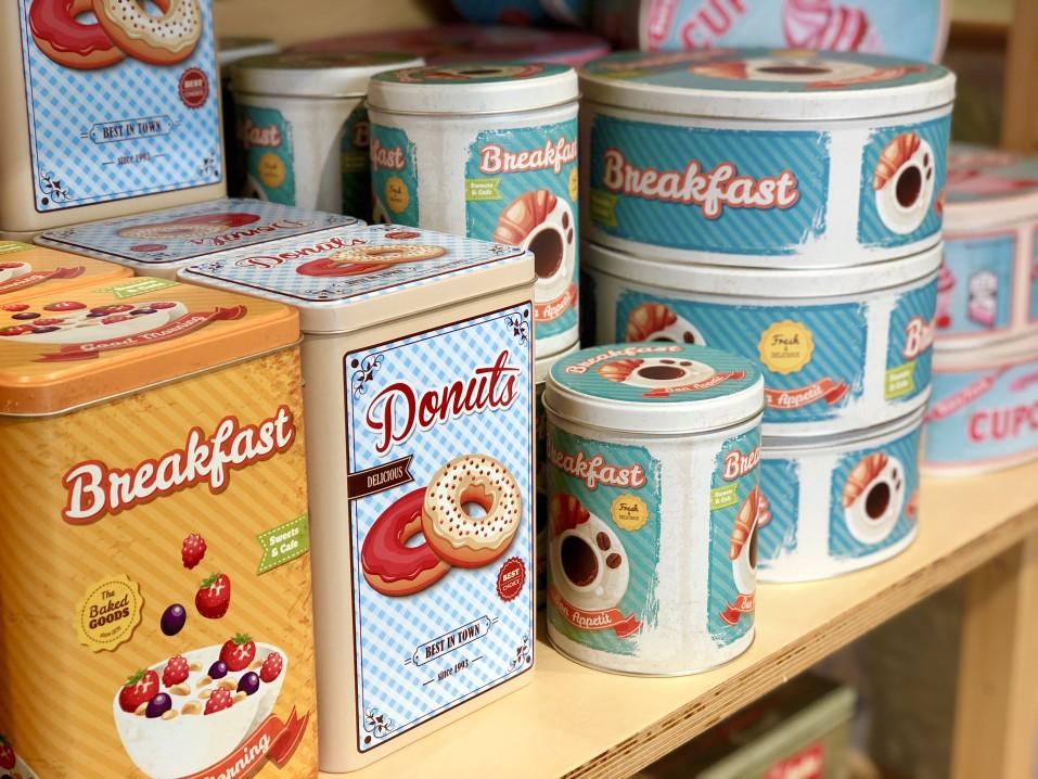 cajas decorativas cocina